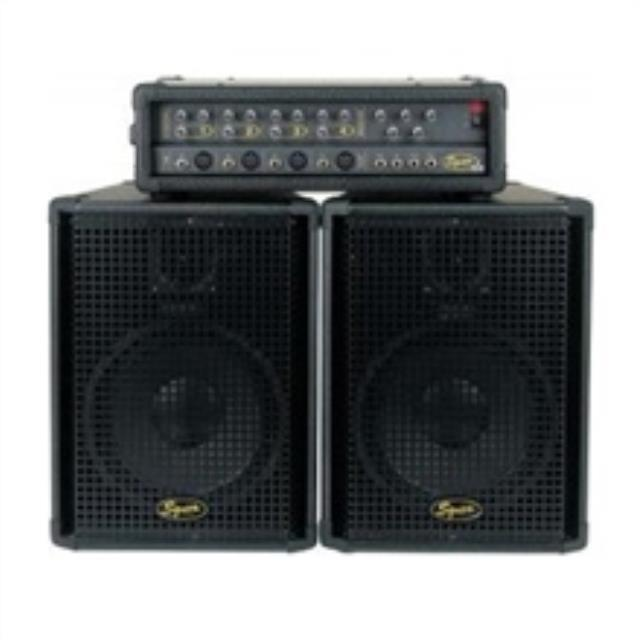 Rent Sound System
